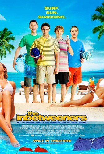 The Inbetweeners Movie art print by Unknown for $26.25 CAD