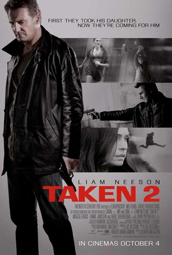 Taken 2 art print by Unknown for $26.25 CAD