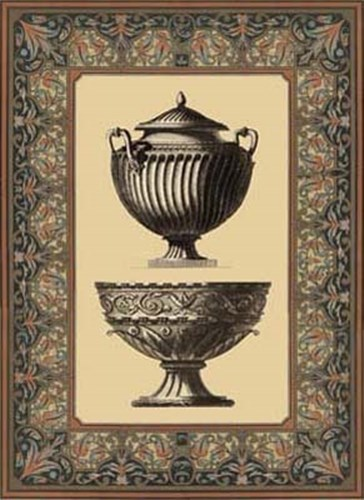 Renaissance Urn I art print by Unknown for $150.00 CAD