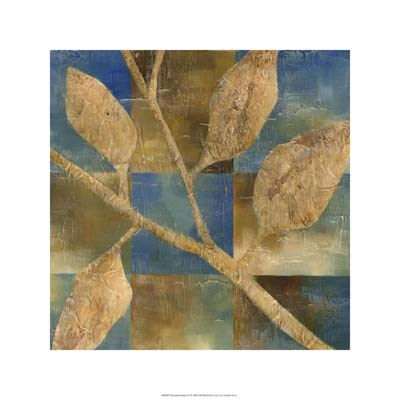 Burnished Branch IV art print by Chariklia Zarris for $120.00 CAD
