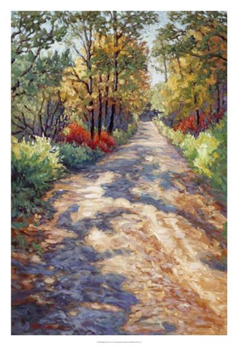 High Road art print by A.A. Pfannmuller for $87.50 CAD