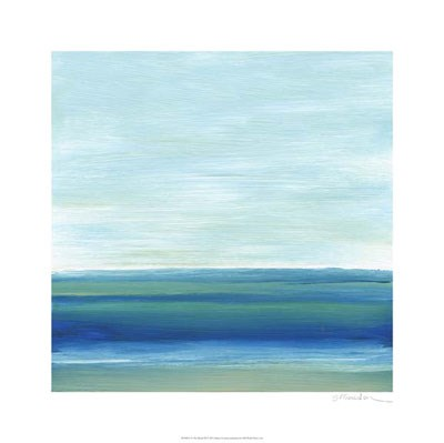 At the Beach III art print by Sharon Gordon for $93.75 CAD