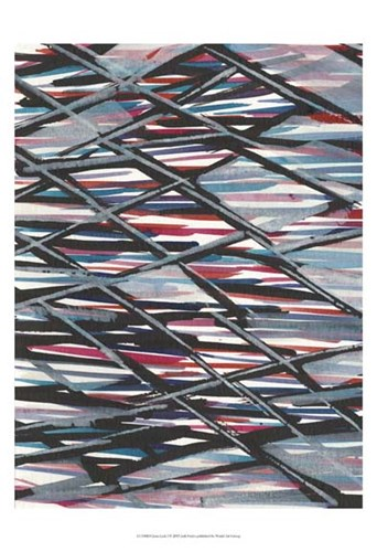 Chain Link I art print by Jodi Fuchs for $21.25 CAD