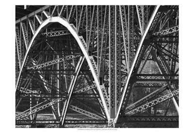 Structural Details IX art print by Jeff Pica for $21.25 CAD
