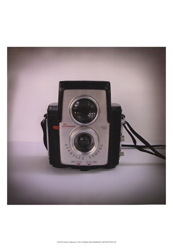 Camera Collection I art print by Chariklia Zarris for $21.25 CAD