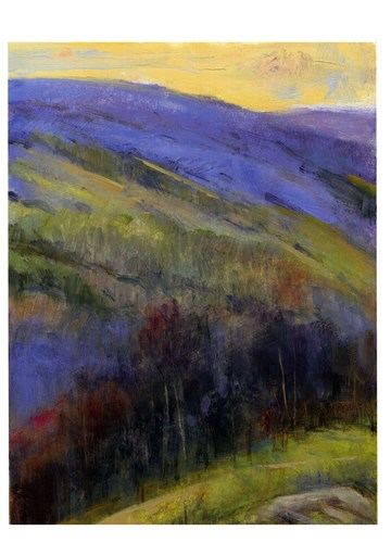 Mountain View IV art print by H Thomas for $21.25 CAD