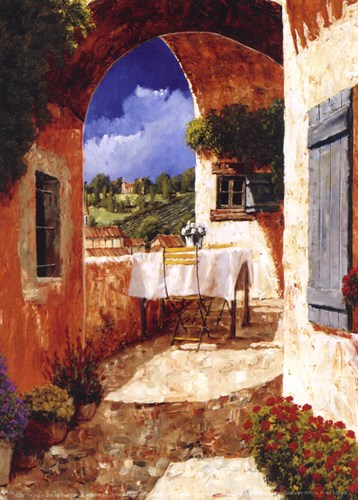 The Days of Wine and Roses art print by Gilles Archambault for $10.00 CAD