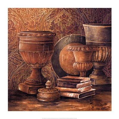 Vintage Elements II art print by Linda Thompson for $47.50 CAD