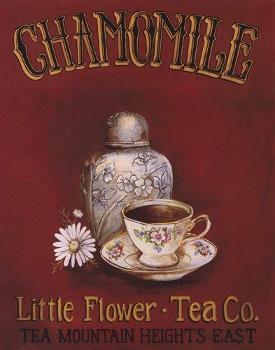 Chamomile - mini art print by Gregory Gorham for $10.00 CAD