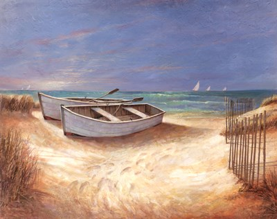 Sands Of Time art print by Ruane Manning for $33.75 CAD