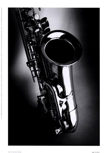 Music 03 art print by Peter Snelling for $11.25 CAD