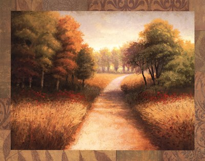 Afternoon Light art print by Michael Mathews for $40.00 CAD