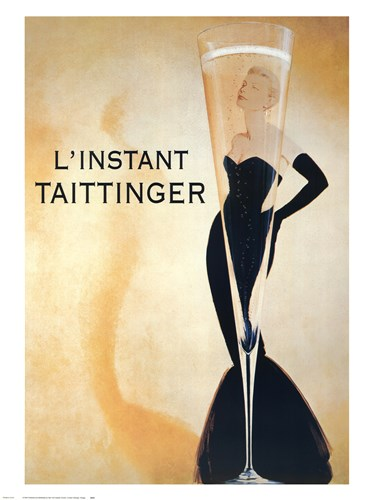L'Instant Taittinger art print by Unknown for $40.00 CAD