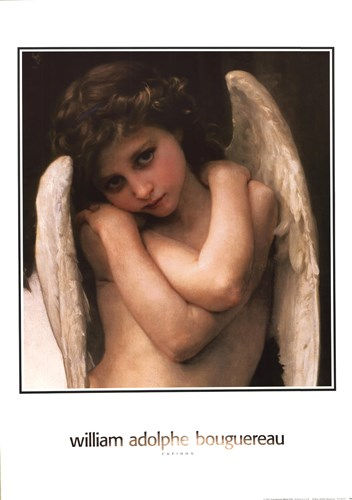 Cupidon art print by William Adolphe Bouguereau for $17.50 CAD