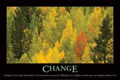 Change art print by Altrendo for $40.00 CAD