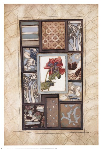 Nature's Montage II art print by Maria Eva for $52.50 CAD