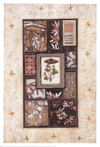Nature's Montage III art print by Maria Eva for $52.50 CAD