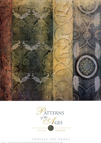 Patterns of the Ages IV art print by John Douglas for $37.50 CAD