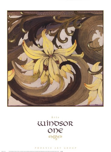 Windsor One art print by Kris for $50.00 CAD