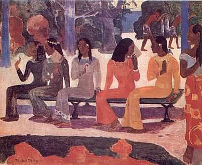 Ta Matete art print by Paul Gauguin for $25.00 CAD