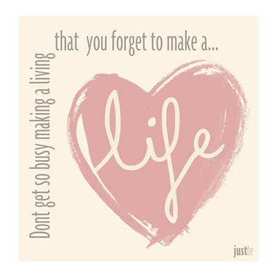 Make a life art print by ALI Chris for $48.75 CAD