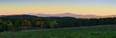 Autumn In The Hills art print by Brenda Petrella Photography LLC for $41.25 CAD