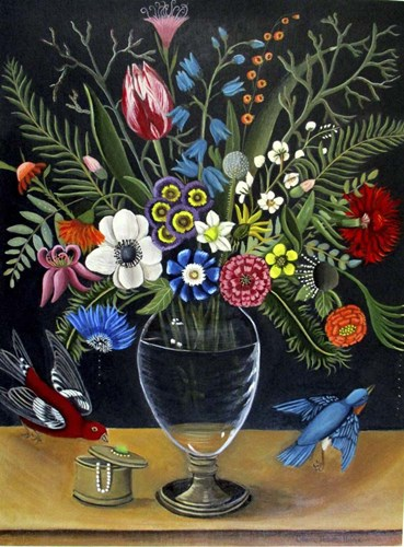 Best Vase art print by Catherine A Nolin for $41.25 CAD