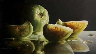 Ripening art print by Cecile Baird for $45.00 CAD