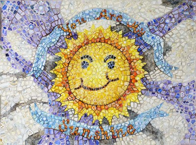 Sunshine art print by Charlsie Kelly for $41.25 CAD