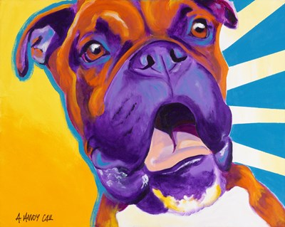 Chance art print by DawgArt for $56.25 CAD