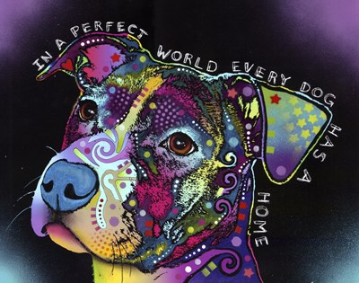 In a Perfect World art print by Dean Russo for $56.25 CAD