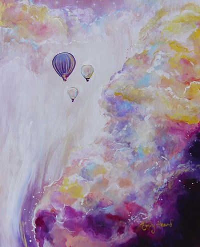 Uplift art print by Emily Louise Heard for $56.25 CAD