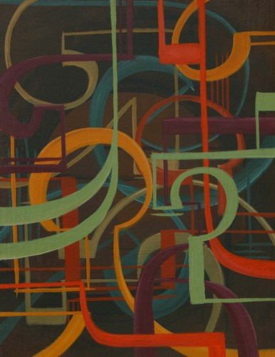 Abstract 2 art print by Eric Carbrey for $32.50 CAD