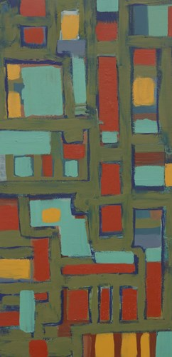 Abstract 4 art print by Eric Carbrey for $42.50 CAD