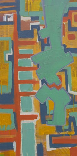 Abstract 11 art print by Eric Carbrey for $42.50 CAD