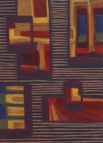 Abstract 18 art print by Eric Carbrey for $33.75 CAD
