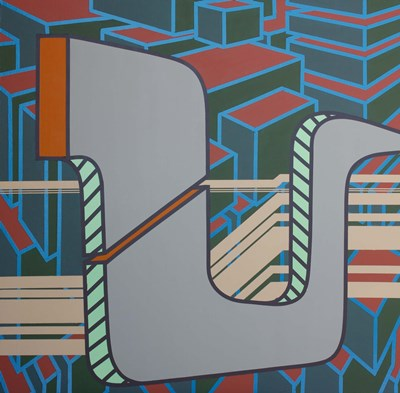 Lines Project 50 art print by Eric Carbrey for $45.00 CAD
