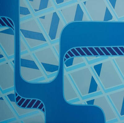 Lines Project 54 art print by Eric Carbrey for $45.00 CAD