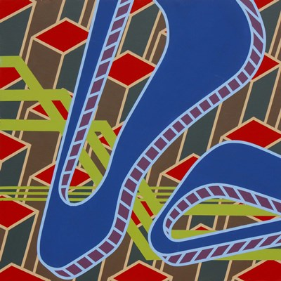 Lines Project 55 art print by Eric Carbrey for $105.00 CAD