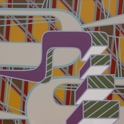 Lines Project 64 art print by Eric Carbrey for $105.00 CAD