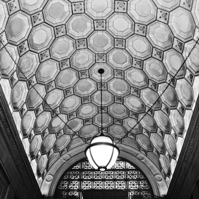 Ceiling Detail art print by Erin Clark for $63.75 CAD