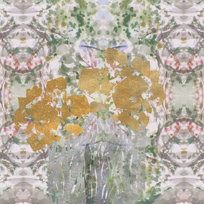 Floral Abstract art print by Lisa Powell Braun for $41.25 CAD