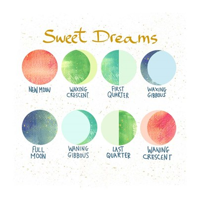 Sweet Dreams art print by Lisa Powell Braun for $41.25 CAD