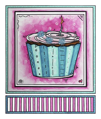Bubbalicious art print by Megan Duncanson for $68.75 CAD