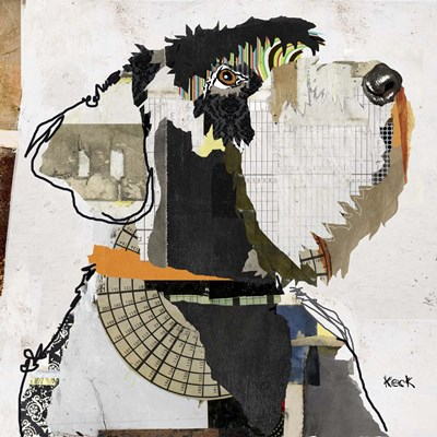 Schnauzer art print by Michel Keck for $63.75 CAD