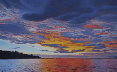 Shoal Bay art print by Ron Parker for $47.50 CAD