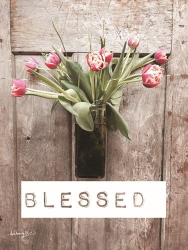 Blessed Tulips art print by Anthony Smith for $41.25 CAD