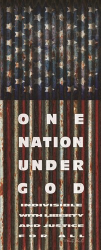 One Nation Under God art print by Cindy Jacobs for $36.25 CAD