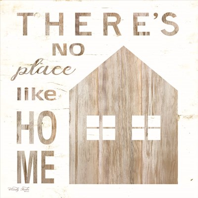 There's No Place Like Home art print by Cindy Jacobs for $56.25 CAD