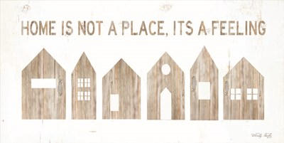 Home is Not a Place art print by Cindy Jacobs for $37.50 CAD